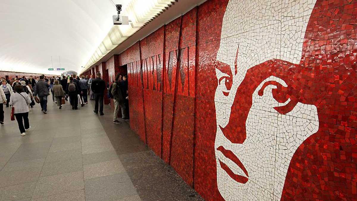 метро маяковская санкт петербург