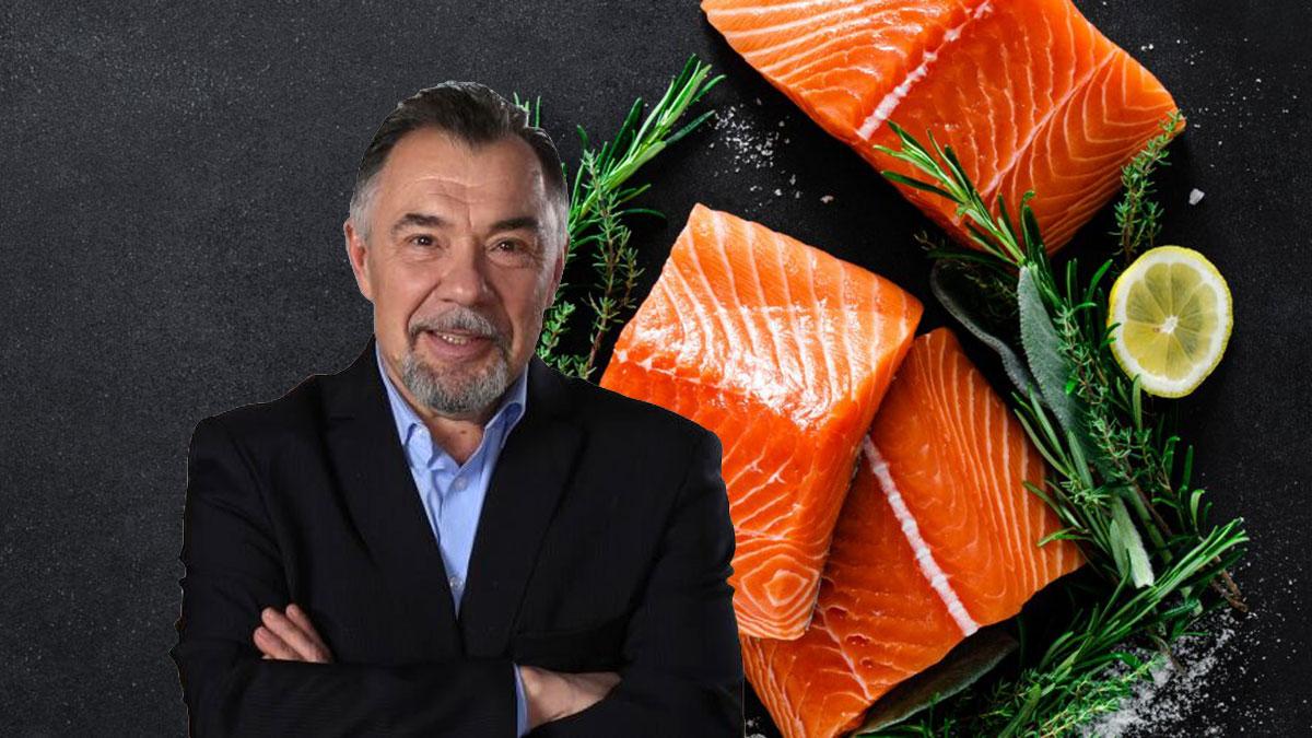 михаил гинзбург диетолог рыба лосось