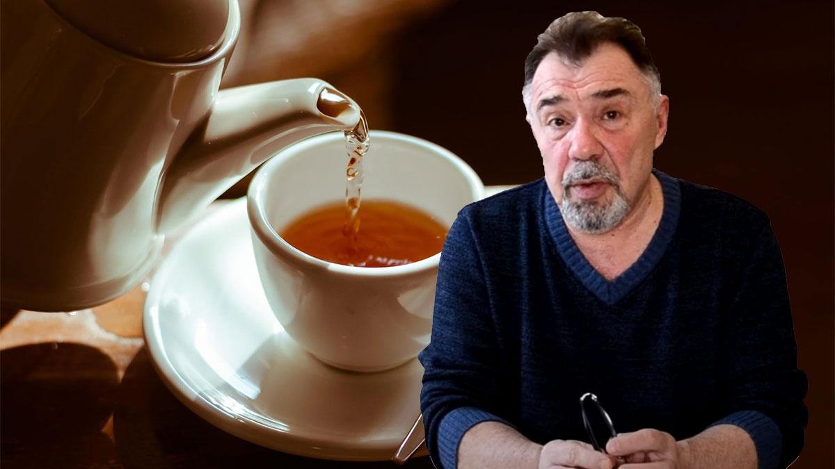 михаил гинзбург врач диетолог чай кофеин