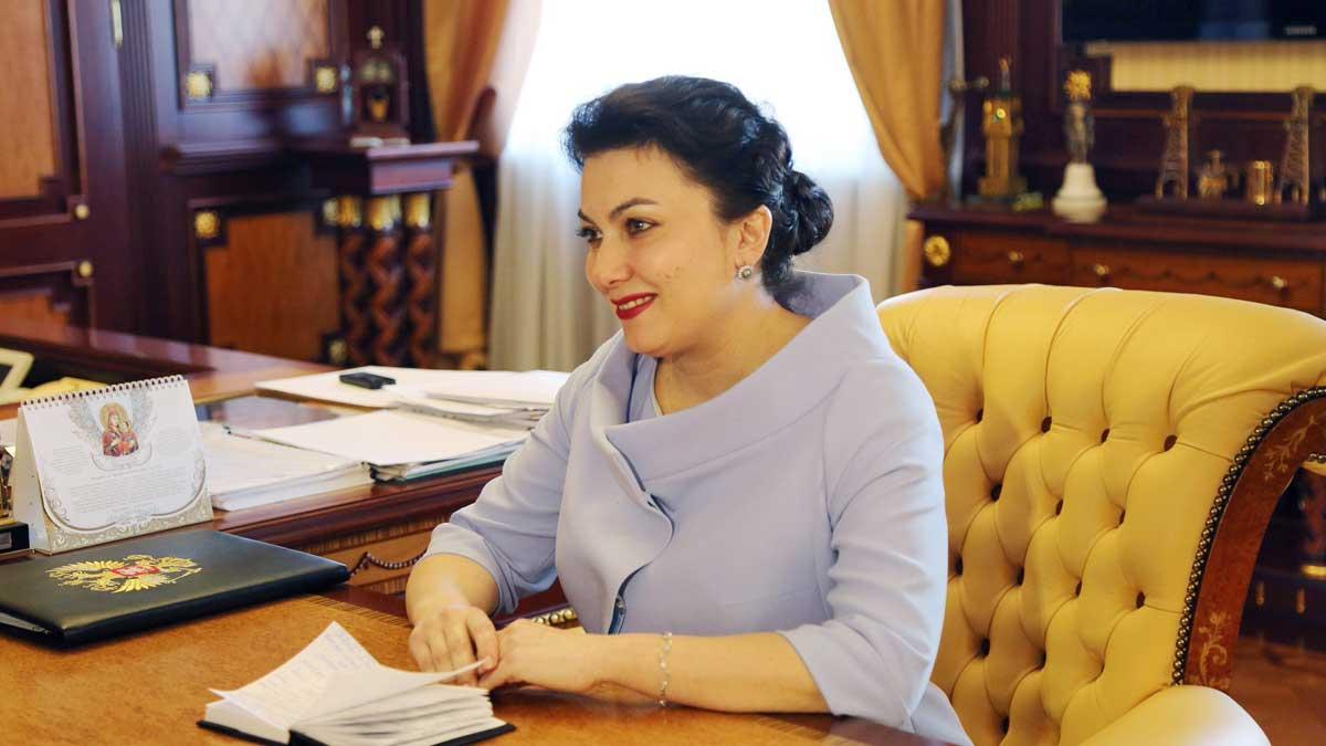 Министр культуры Крыма нецензурно выругалась в ходе видеосовещания