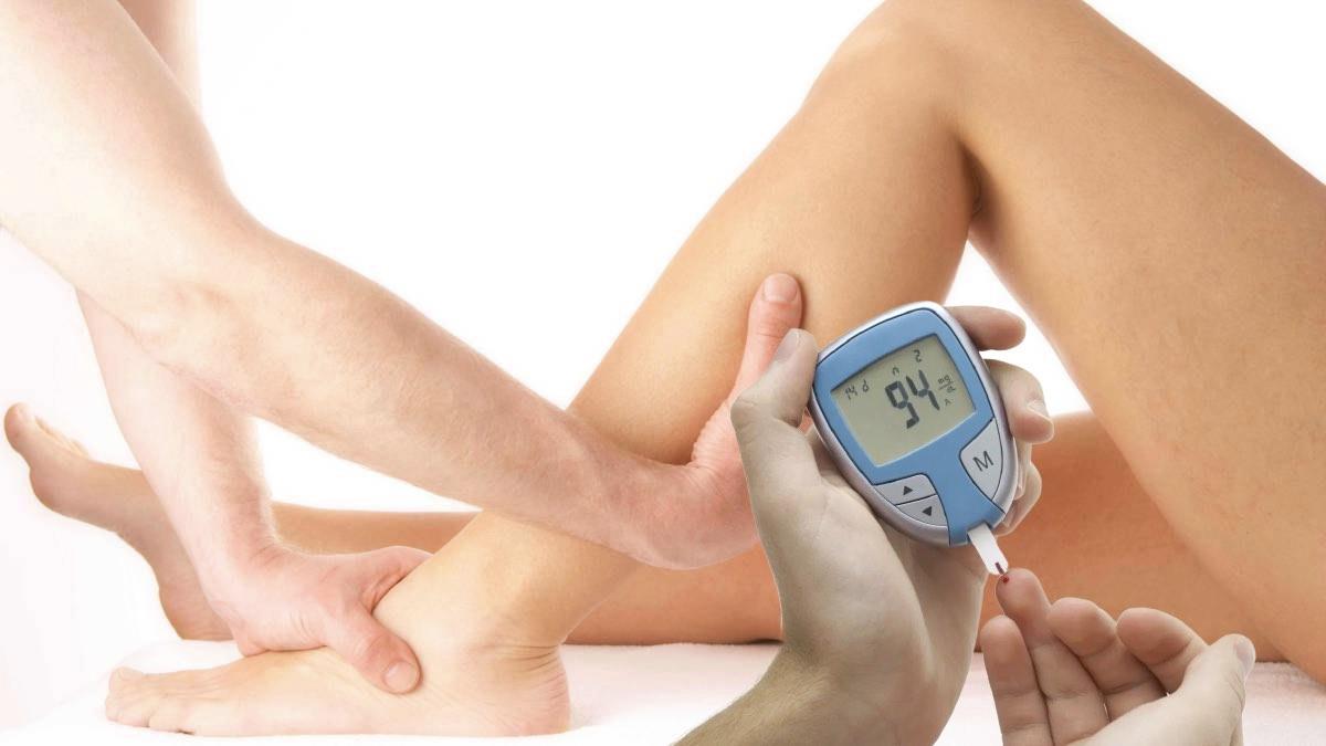 мышечная слабость и уровень сахара