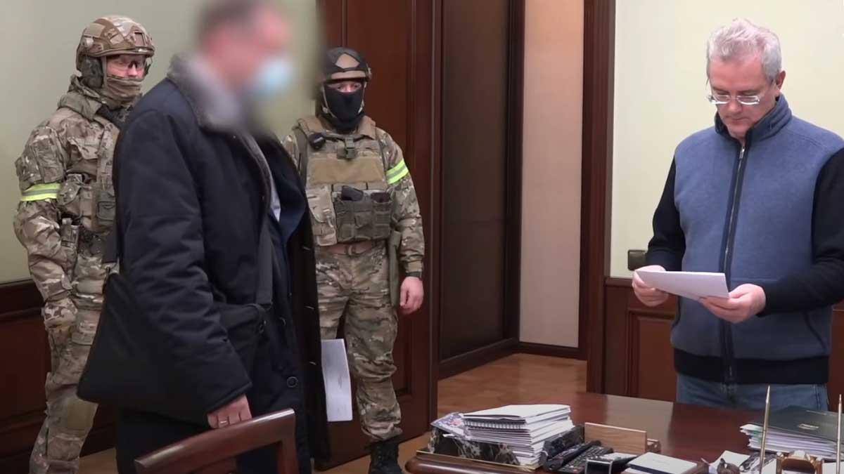 обыски у губернатора Пензенской области Белозерцева