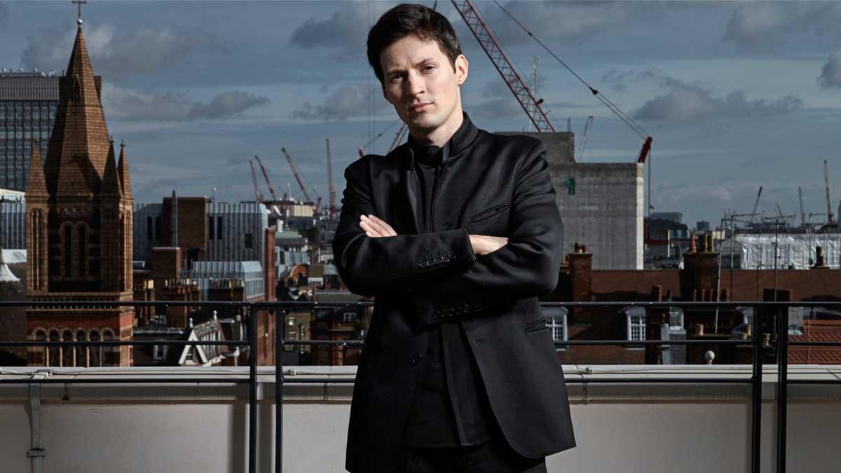 основатель соцсети ВКонтакте и мессенджера Telegram Павел Дуров