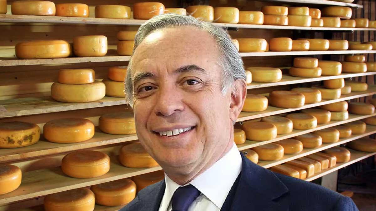 полки с сыром пармезан Посол Италии в России Паскуале Терраччано