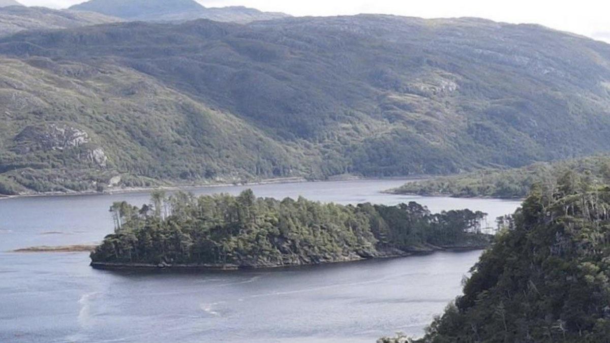продается остров в шотландии
