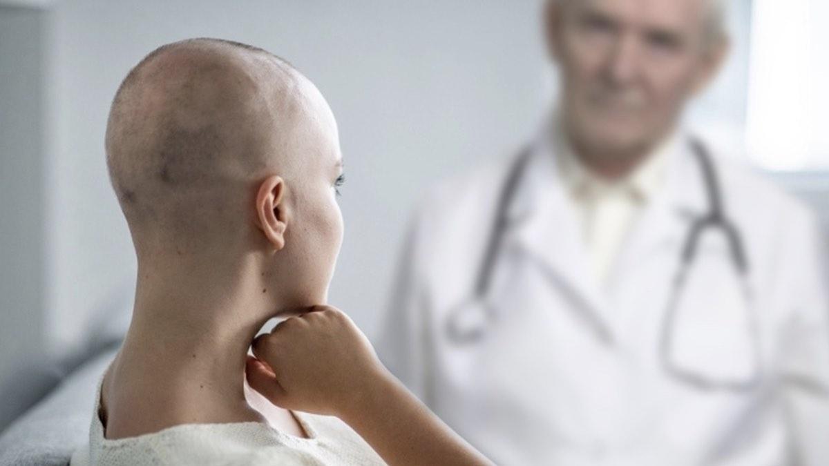 рак онкология доктор больная