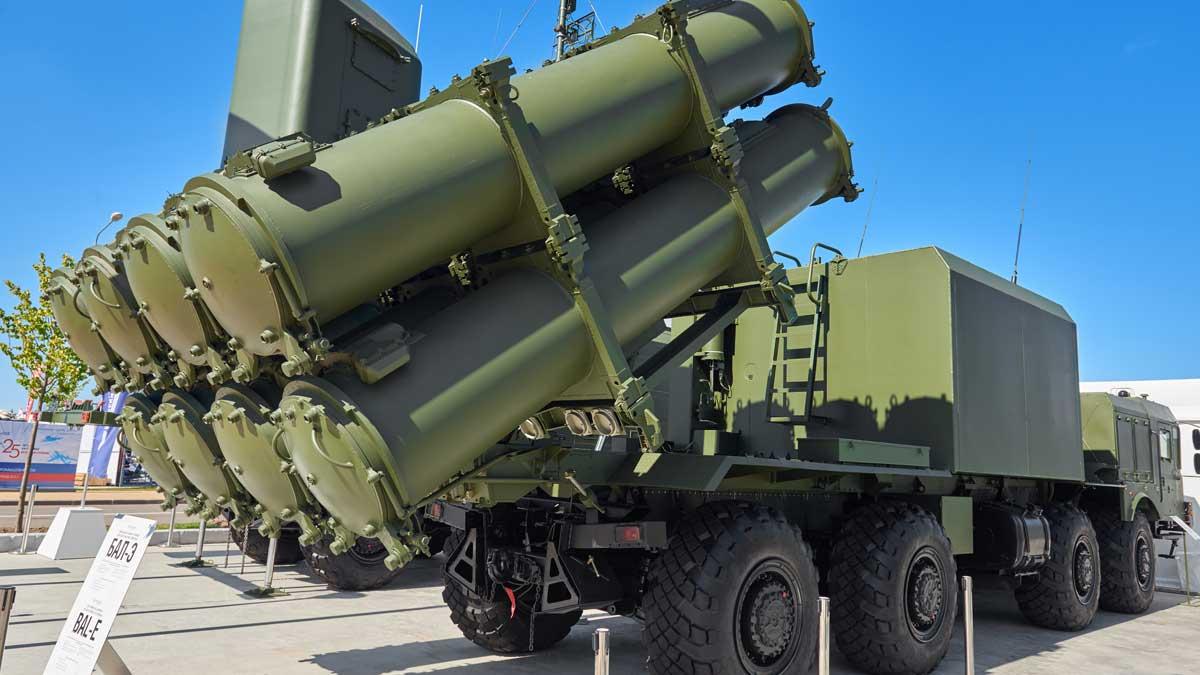 ракеты комплекса Бал