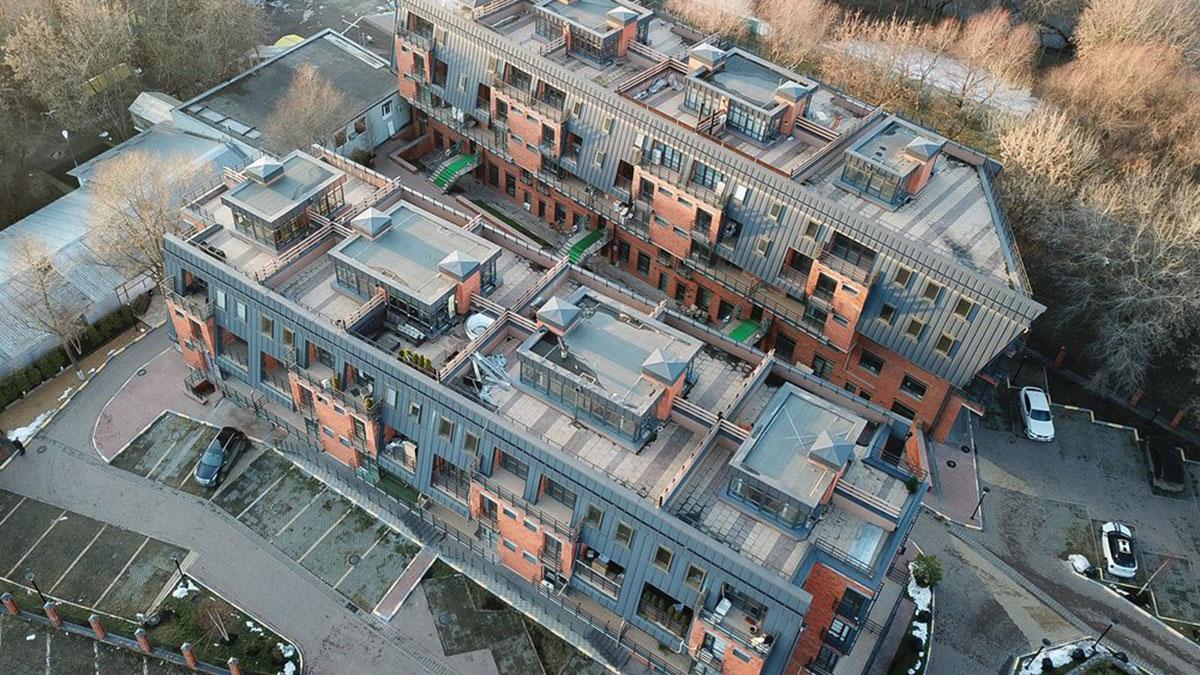 самострой незаконные постройки жилой комплекс