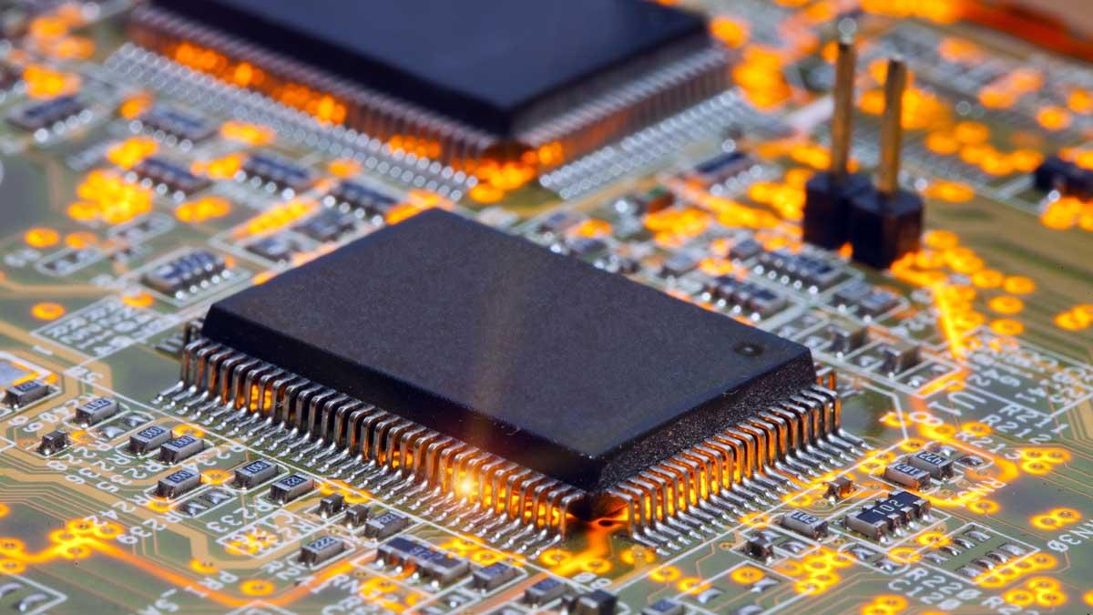 полупроводник чипы плата