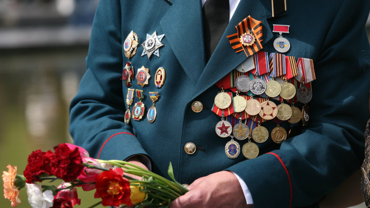 Названо число проживающих в Москве ветеранов ВОВ