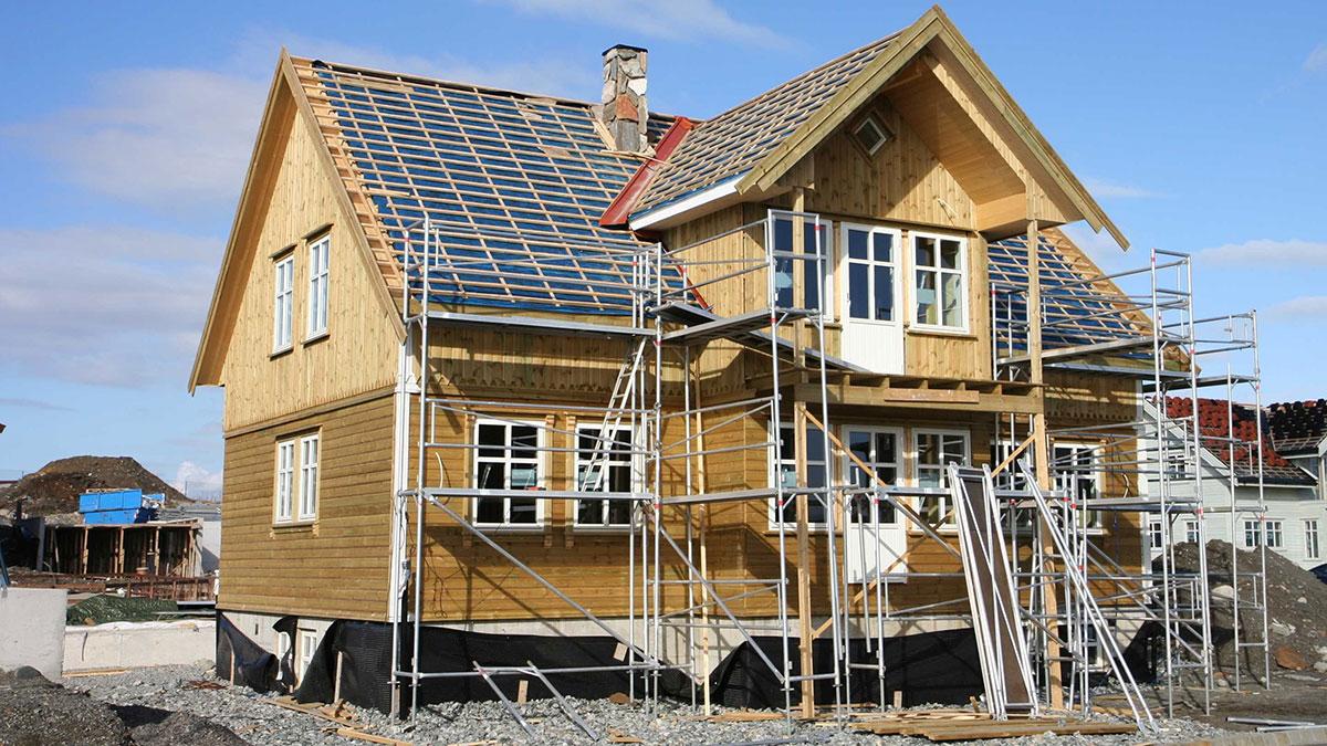 строительство дачного дома загородное жилье
