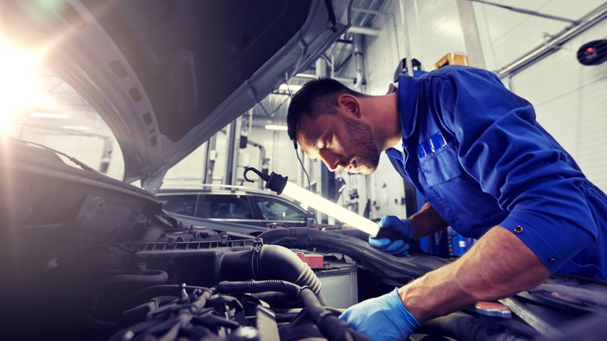 Техосмотр ремонт автомастерская