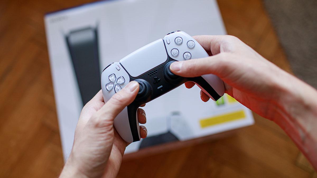 Sony playstation 5 ps5 геймпад джойстик