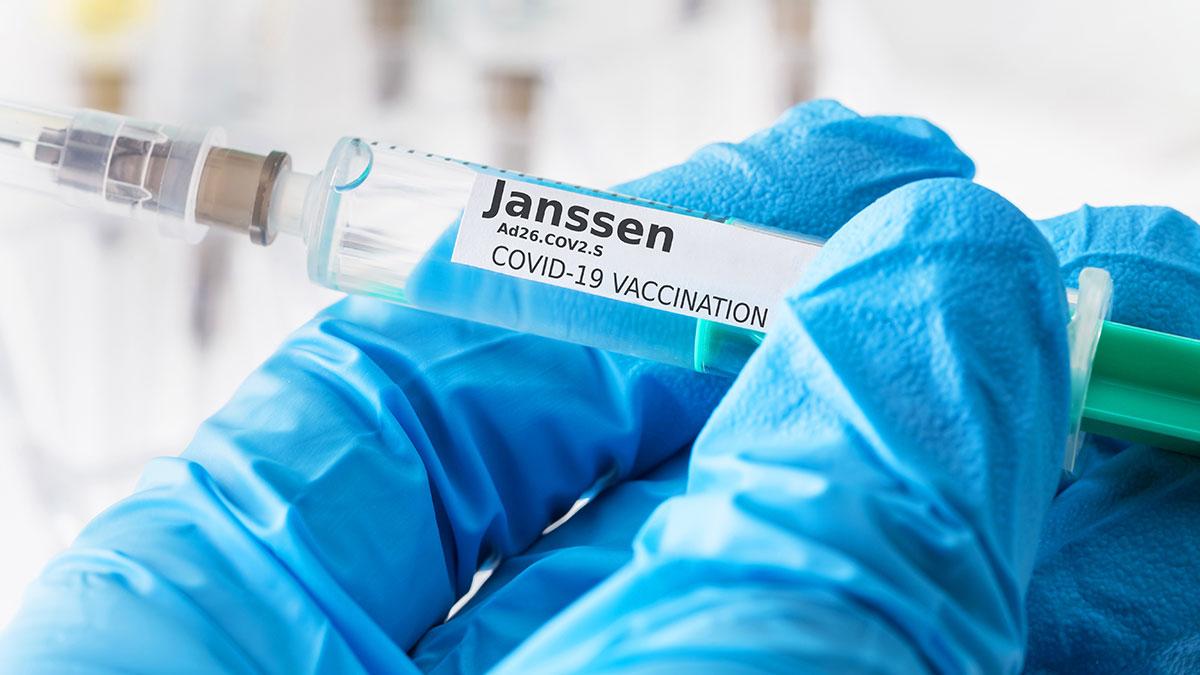 вакцина от COVID-19 Johnson & Johnson Janssen