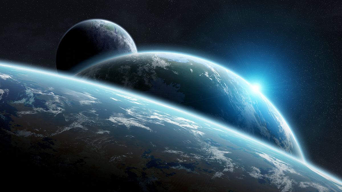 экзопланеты пригодные для жизни космос галактика