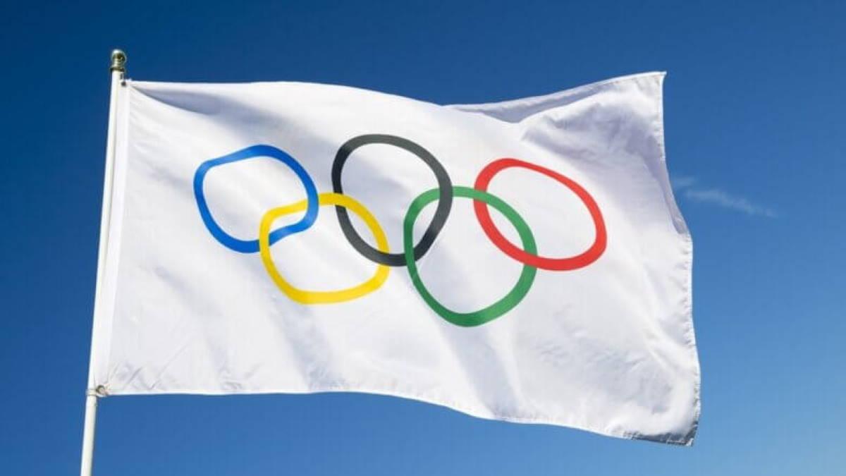 Олимпийские игры флаг