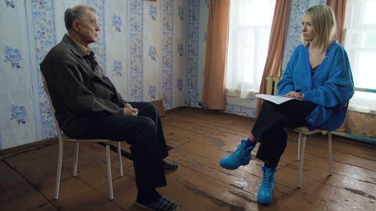скопинский маньяк Ксения Собчак интервью