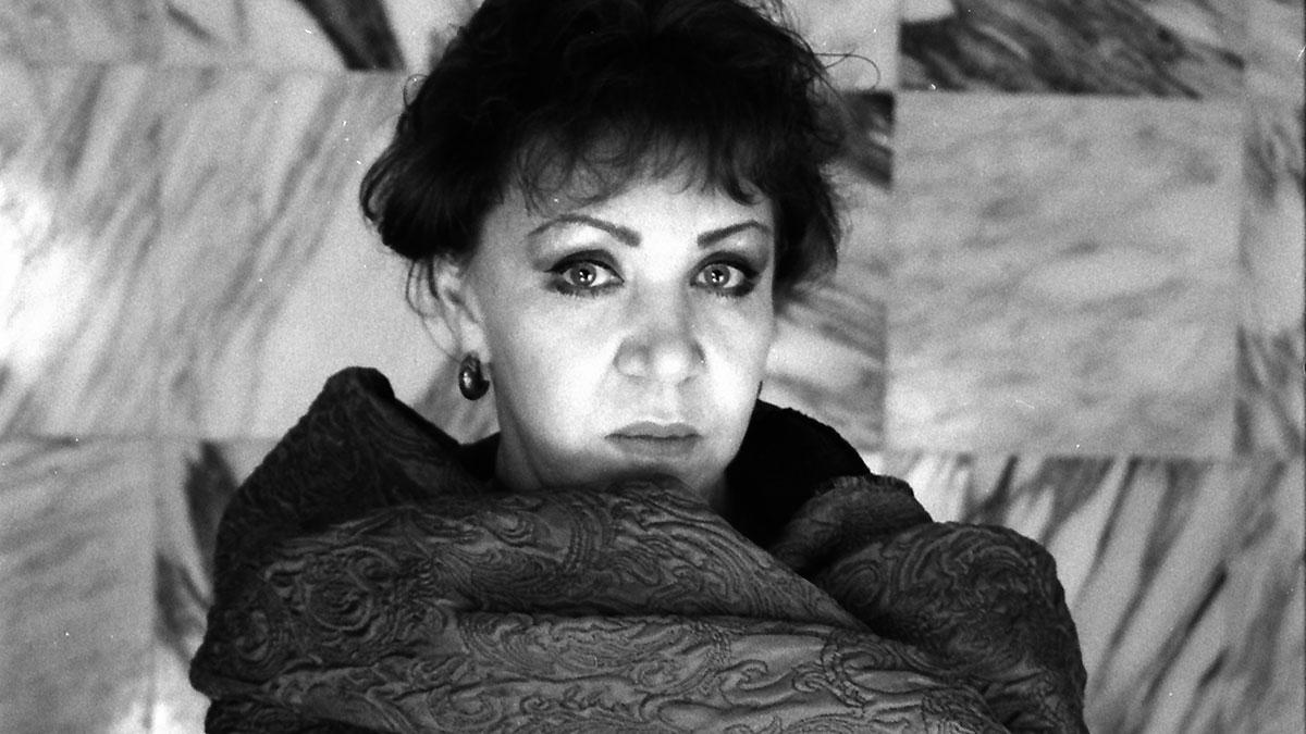 солистка Большого театра Александра Дурсенева