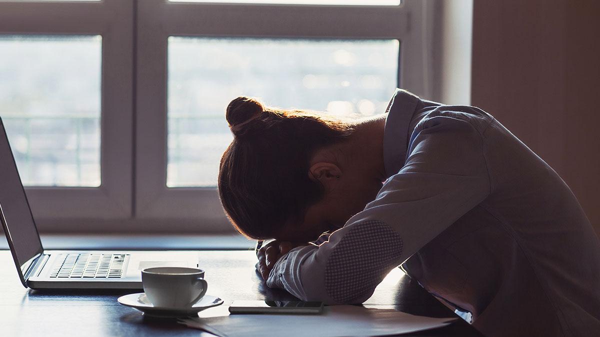 усталость отсутствие сил женщина переутомление