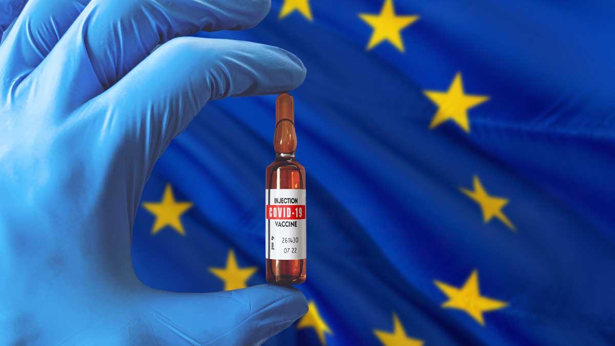 vaccine europe вакцина ЕС