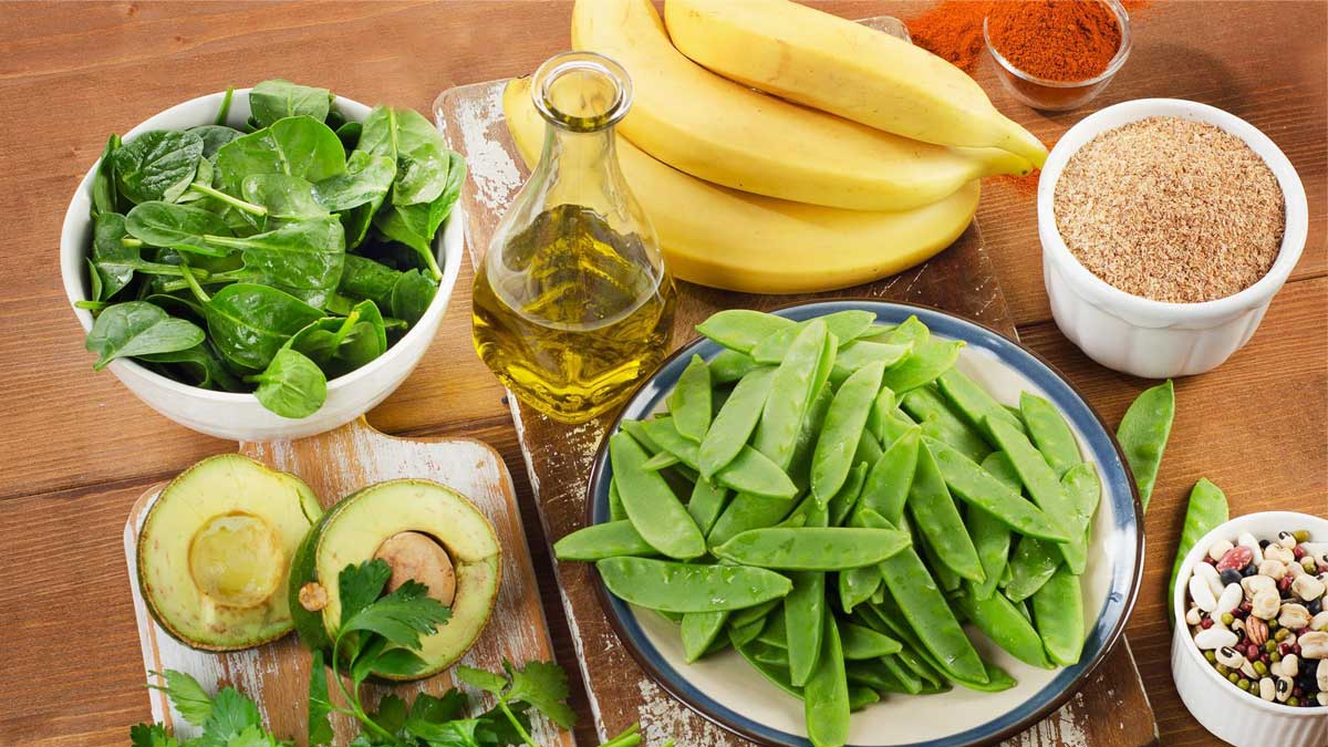 vitamin K продукты витамин К