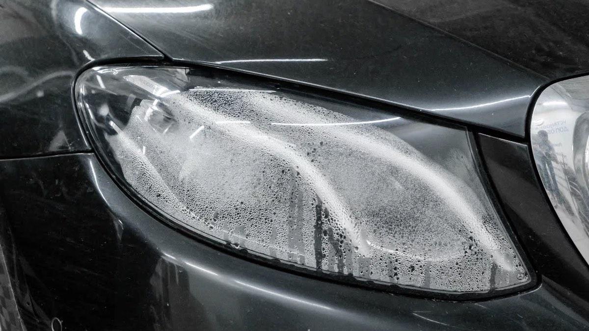 влага в фарах автомобиля