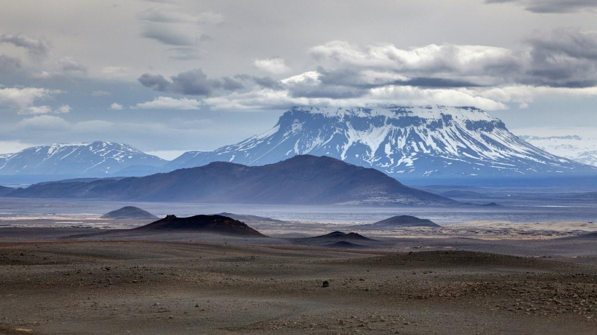 вулкан исландия землетрясение