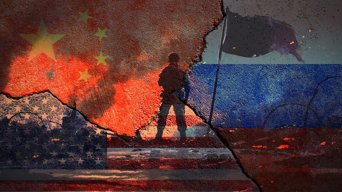 вооружение китай россия сша