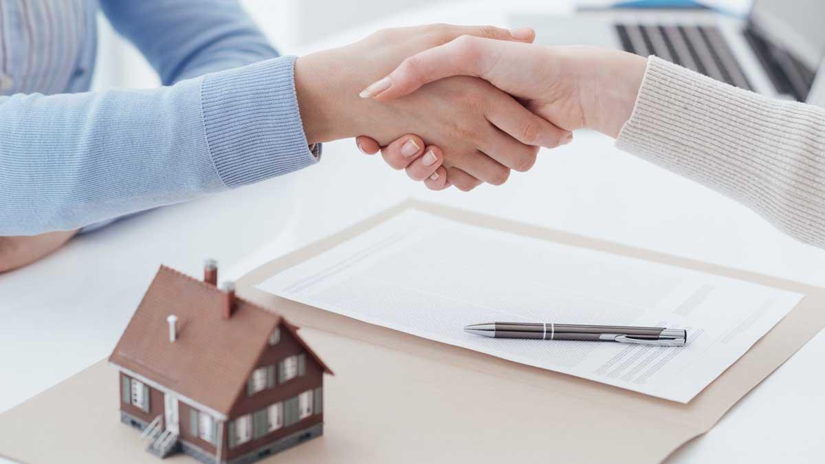 заключение договора покупка квартира дом ипотека