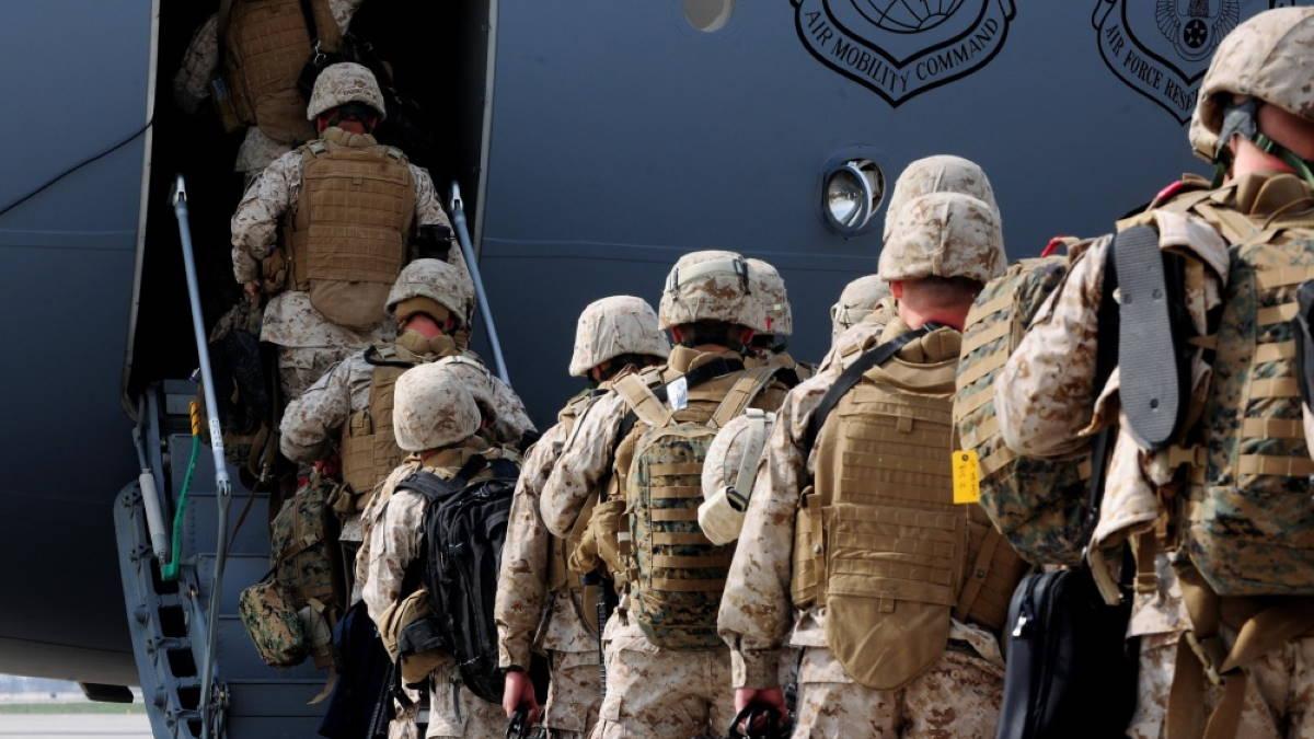 армия США американские военные