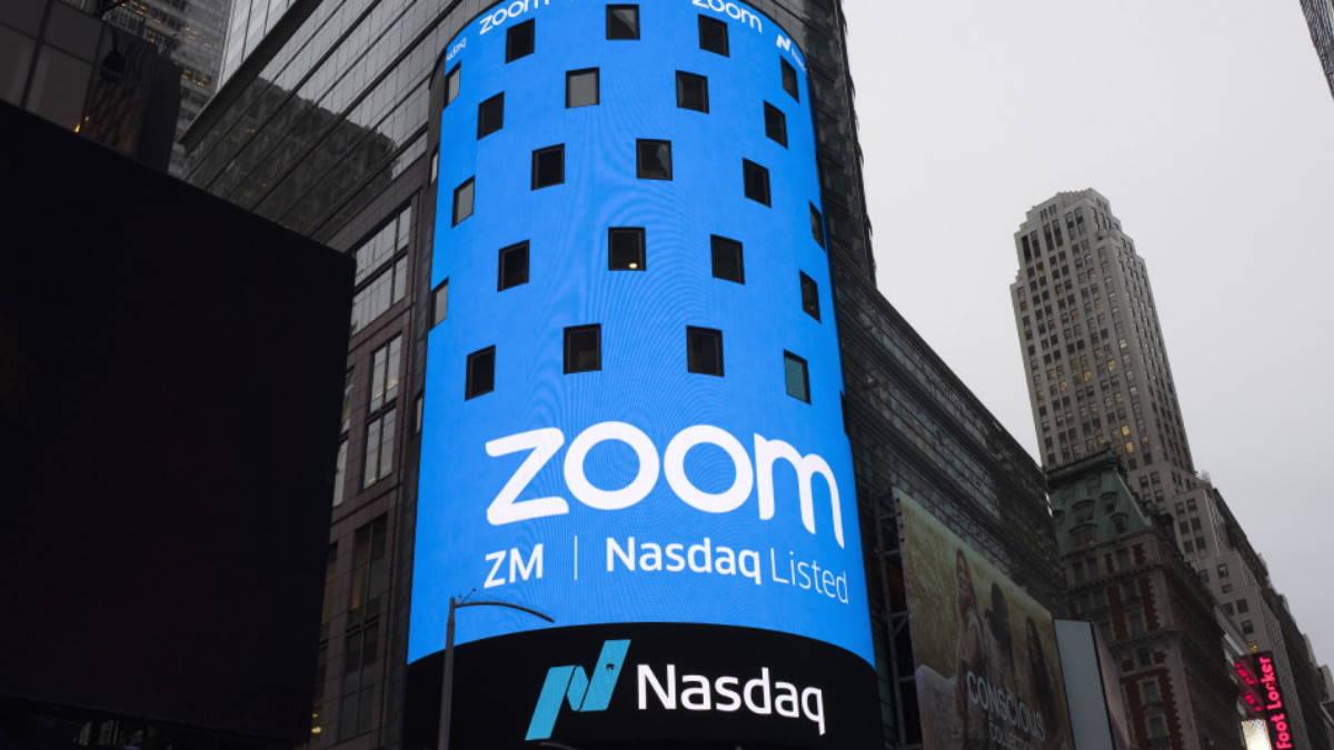 Офис компании Zoom Video Communications
