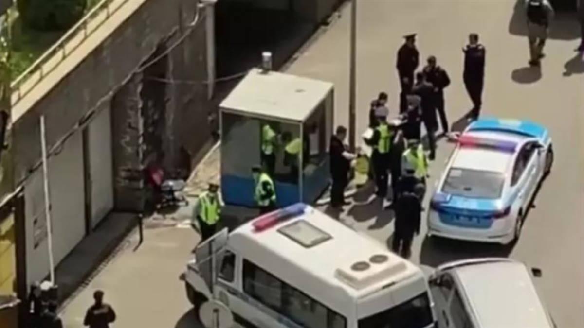 Житель Алма-Аты выстрелил в охранника