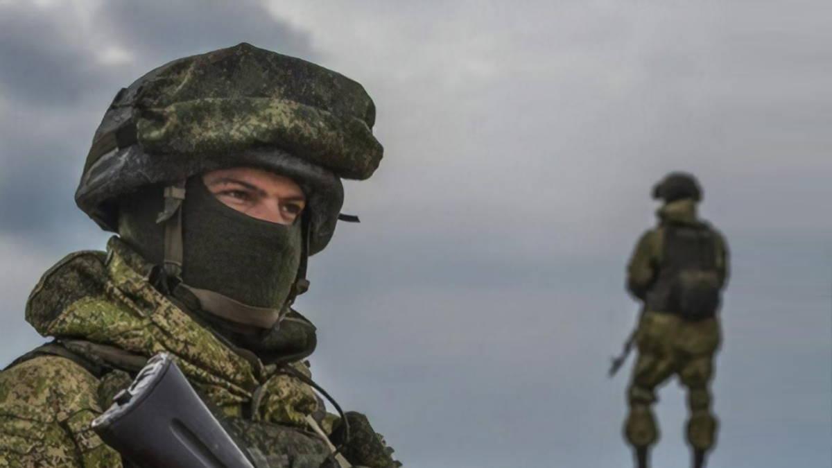 Россия военные солдаты