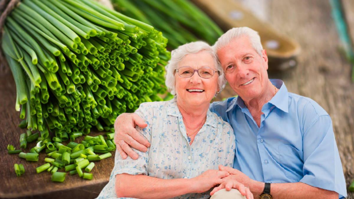 Зелёный лук и долголетие