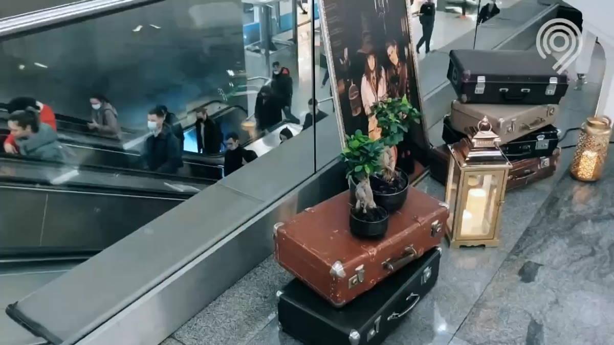 В московском метро открылся филиал школы Гарри Поттера