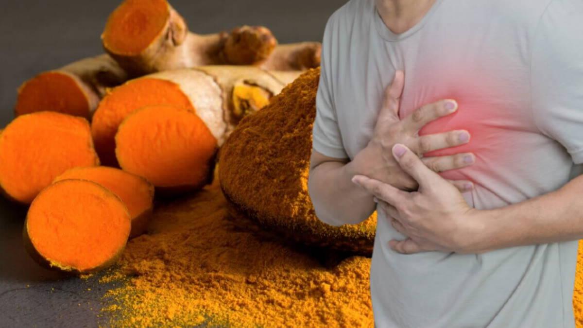 куркума и Сердечный приступ