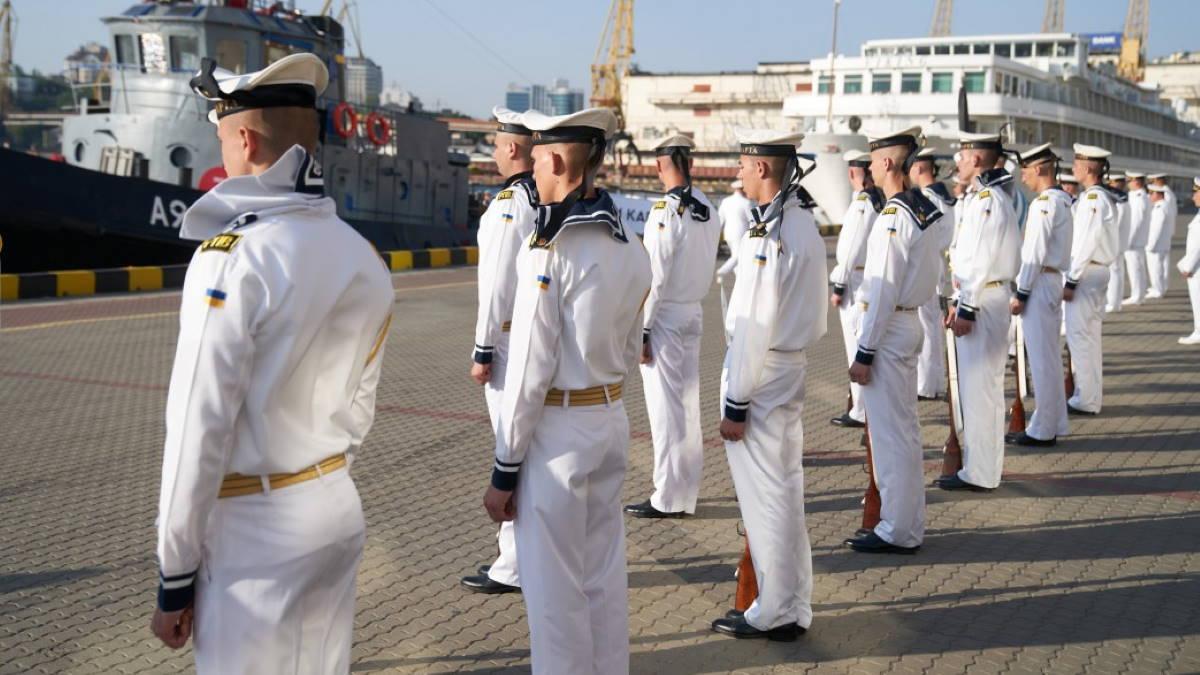 Украина моряки
