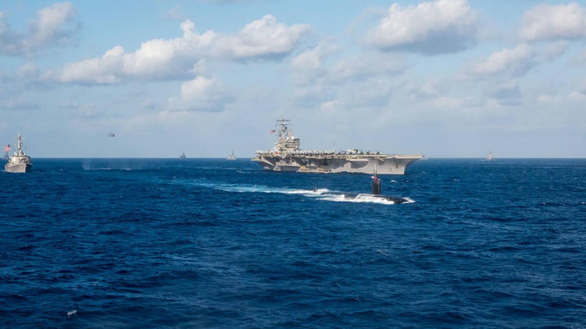 7-й флот США