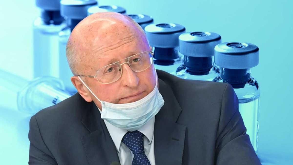 Александр Гинцбург вакцина шприц