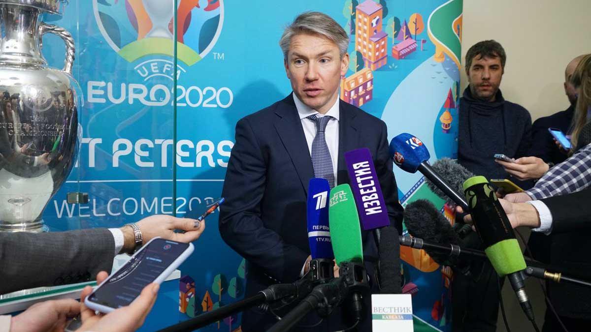 Alexey Sorokin Алексей Сорокин Евро 2020 Санкт-Петербург
