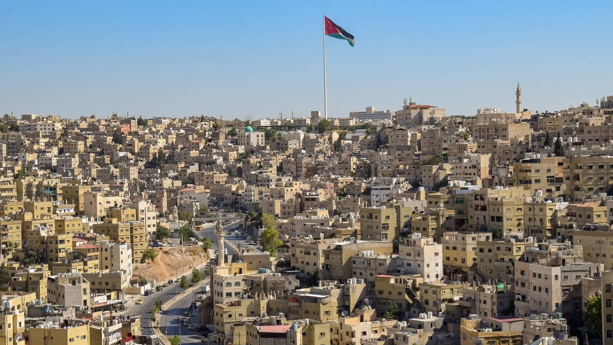 Амман Иордания туризм