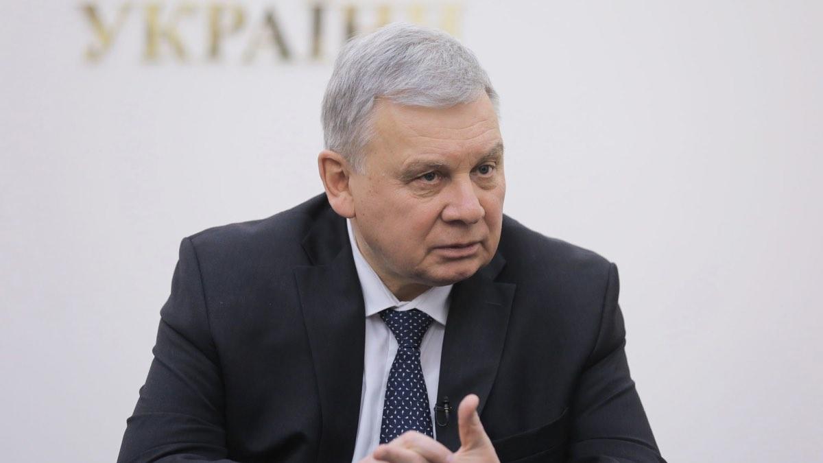 Андрей Таран министр обороны Украины