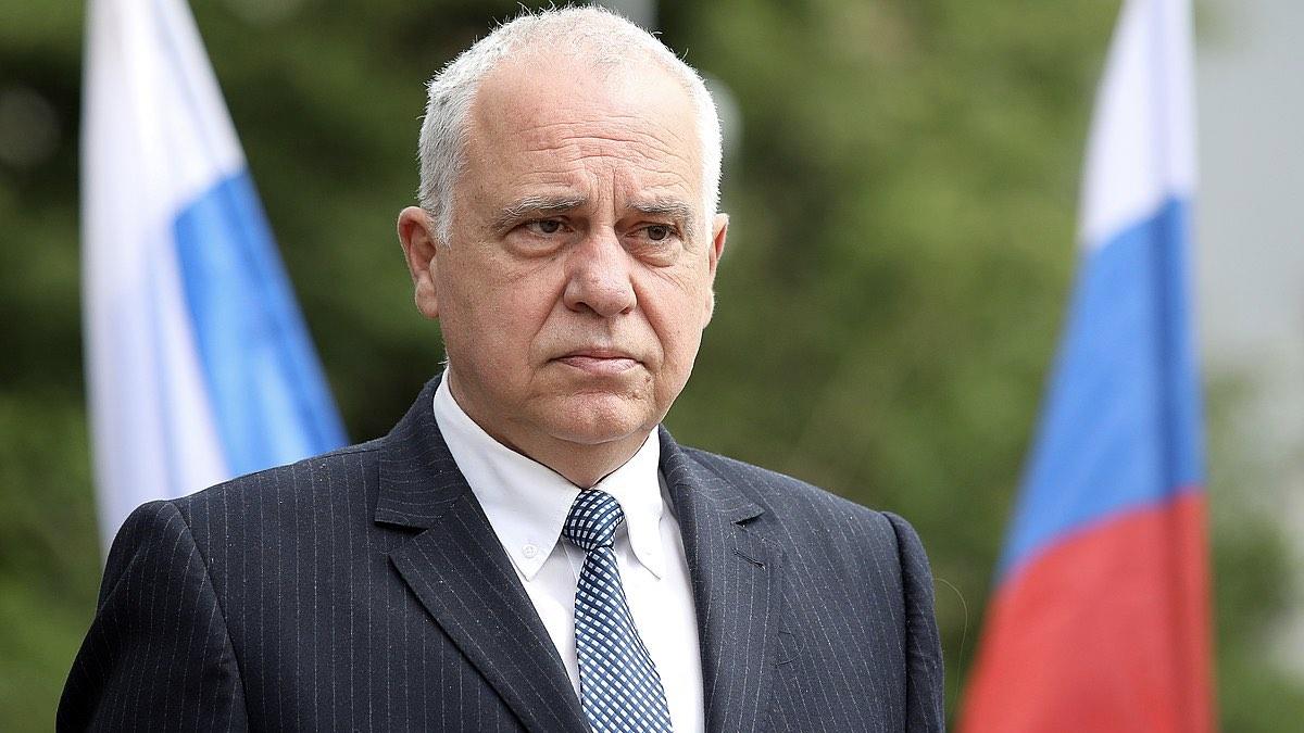Атанас Кръстин, посол Болгарии в РФ