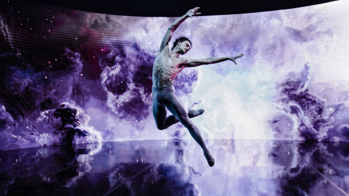 Онлайн-балет Болеро