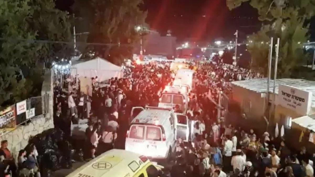 ЧП в израиле 30 апреля