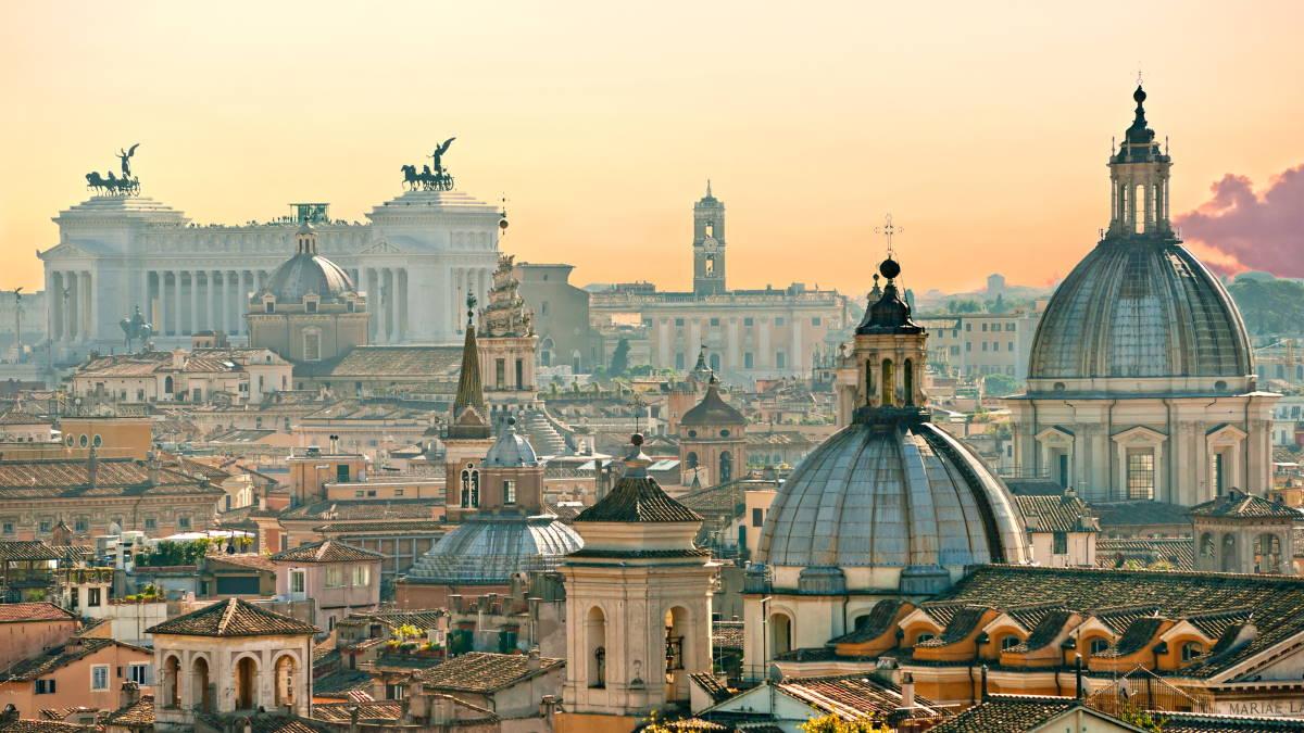 Рим Италия туризм один