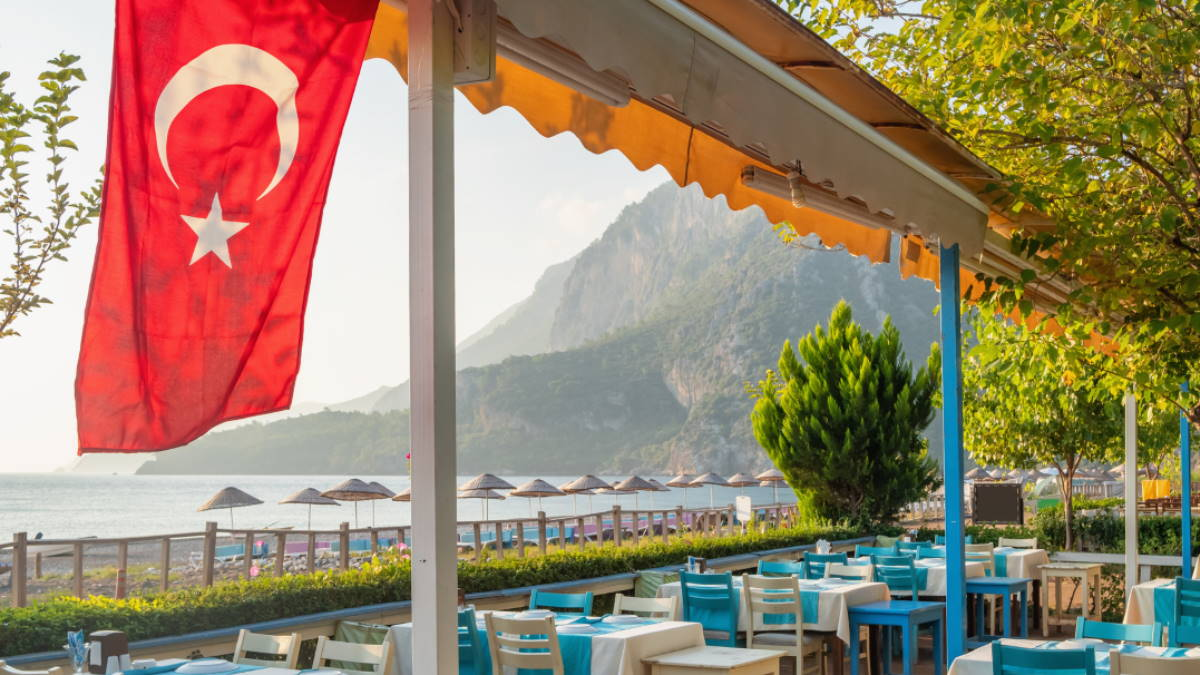 Турция коронавирус ограничения