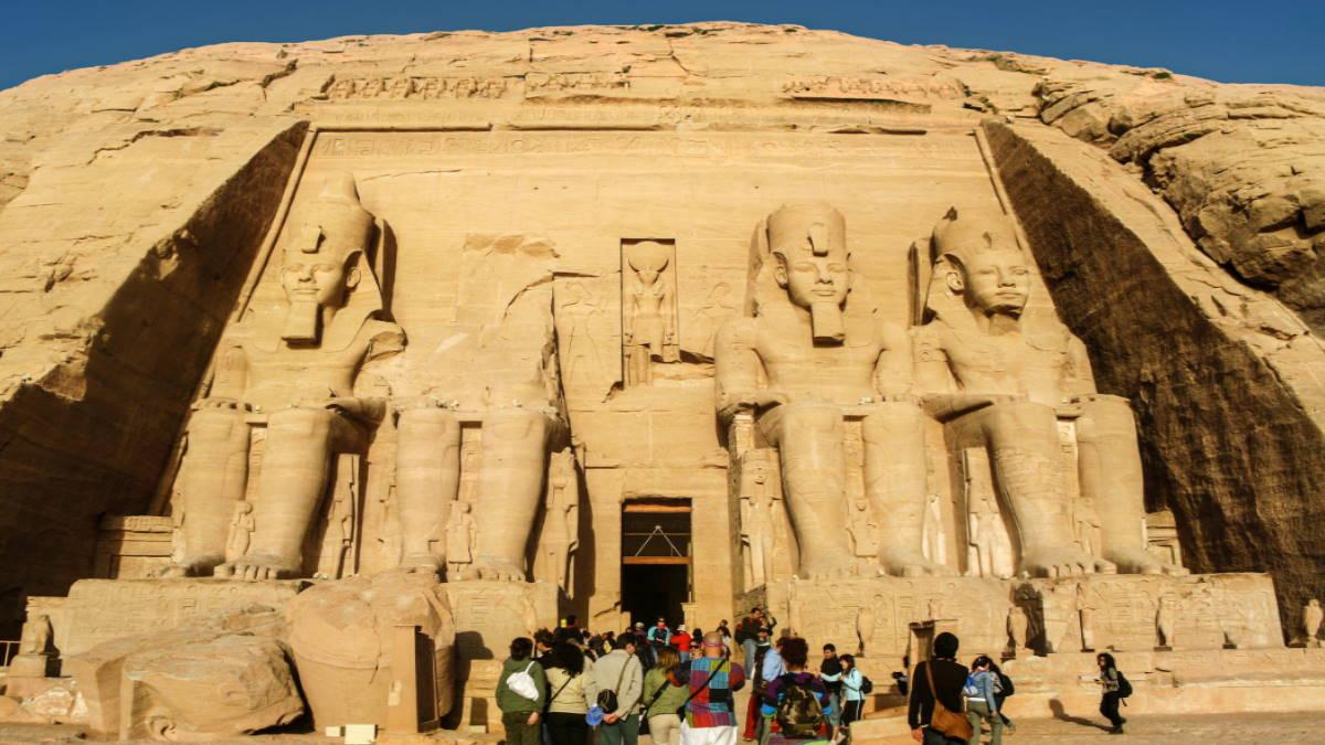 Египет туризм