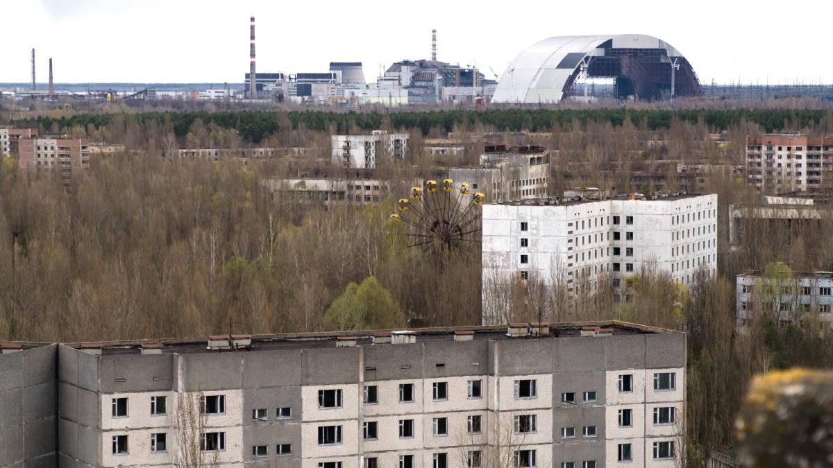 Припять Чернобыль