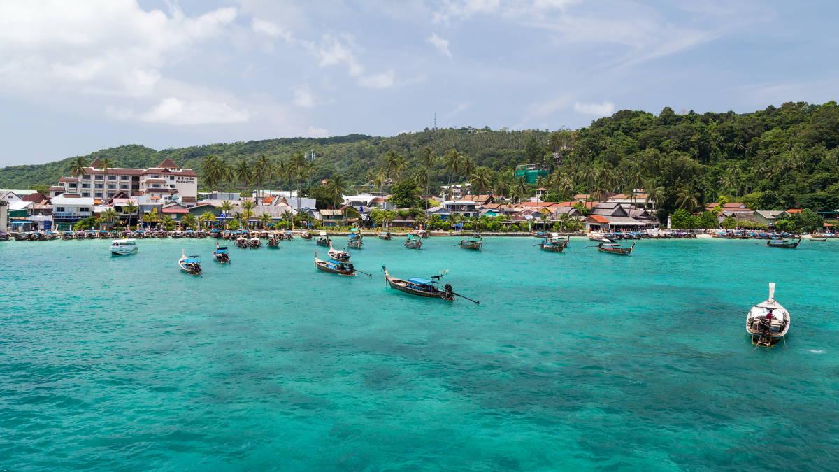 Таиланд отели пляж